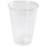 Wegwerpglas (plastic) 50x